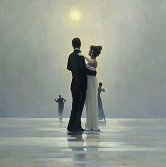 Jack Vettriano: Danza ai limiti dell&#8217;amore