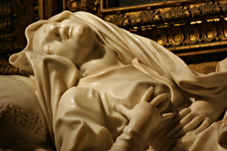 Bernini, Ludovica Albertoni
