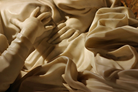 Gian Lorenzo Bernini: Beata Ludovica Albertoni